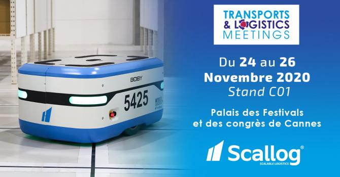 Salons Transport et Logistics Meetings en Novembre 2020