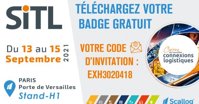Alt: Banner SITL Paris